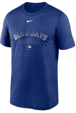 Nike Men's Authentic Collection Legend T-Shirt Toronto Blue Jays Royal