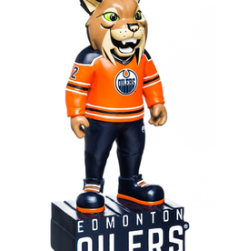 Team Sports America NHL Team Mascot Statue Edmonton Oilers
