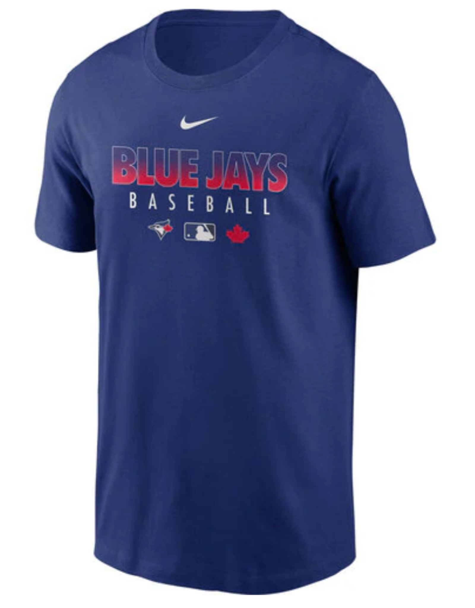 Nike Men's Authentic Collection Team Performance T-Shirt Toronto Blue Jays Royal