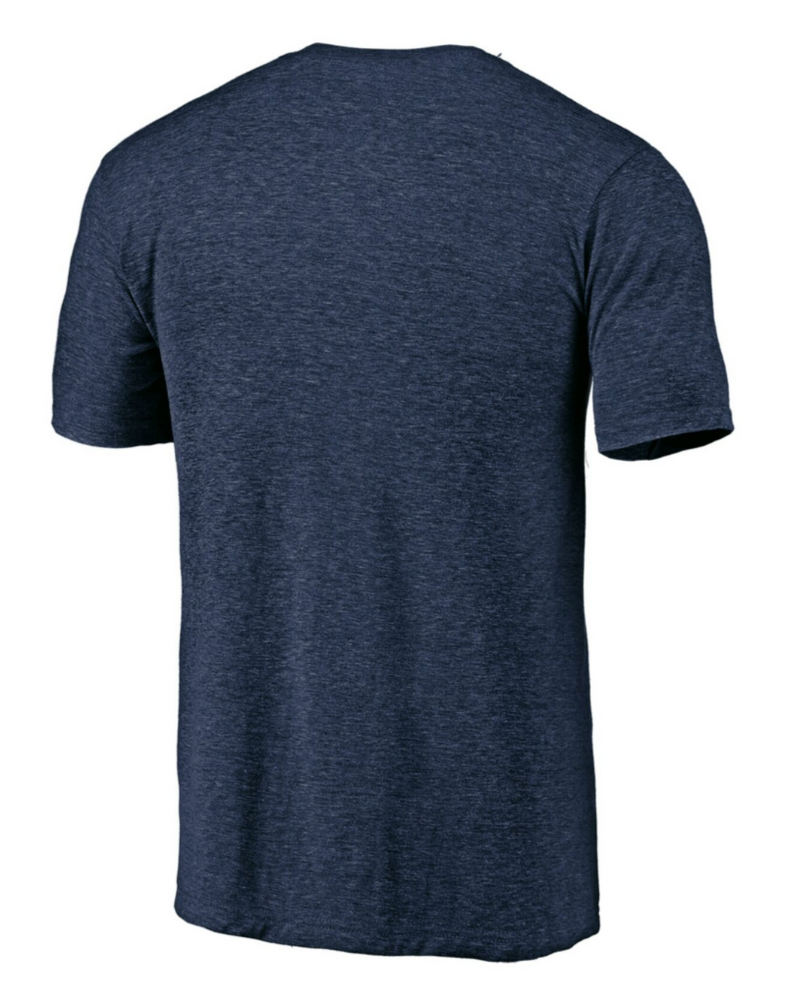 Fanatics Fanatics Distressed Team Tri-Blend T-Shirt Seattle Kraken Navy