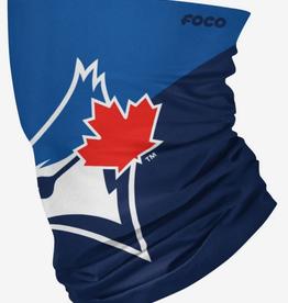 FOCO FOCO Adult Big Logo Gaiter Scarf Toronto Blue Jays