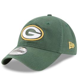 New Era Men's Core Classic TW Adjustable Hat Green Bay Packers Green