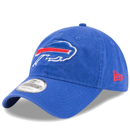 New Era Men's Core Classic TW Adjustable Hat Buffalo Bills Royal