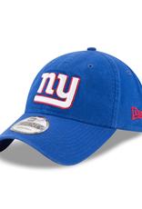 New Era Men's Core Classic TW Adjustable Hat New York Giants Royal