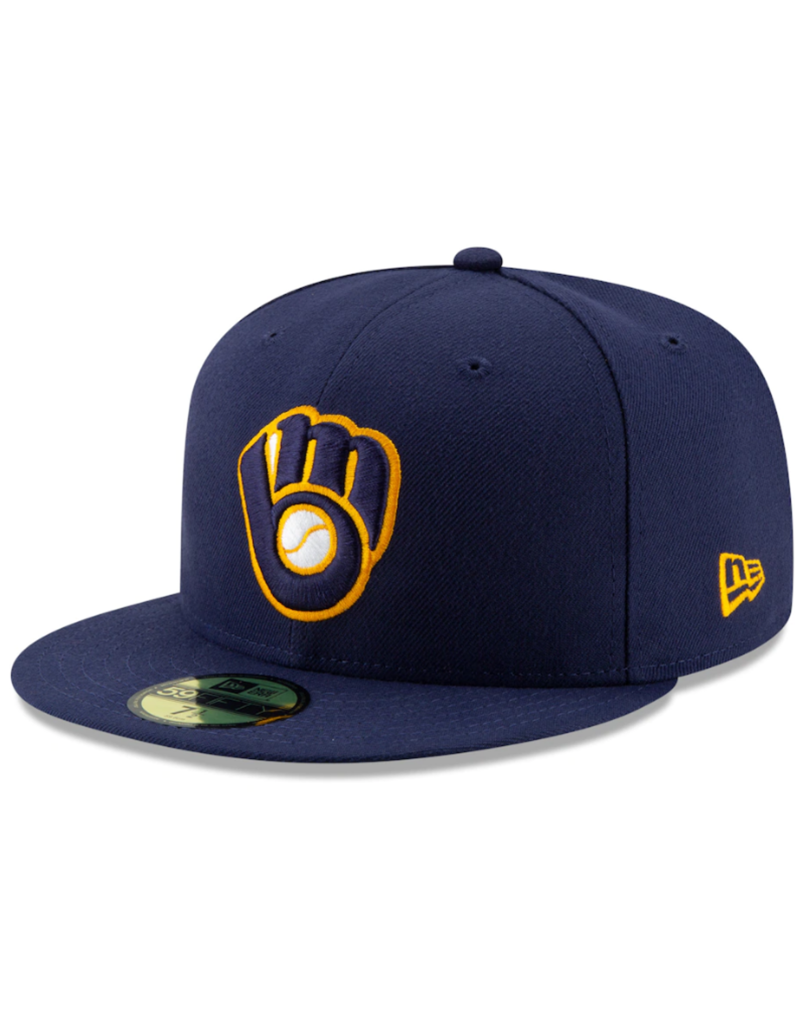 New Era On-Field '20 Home Milwaukee Brewers Navy
