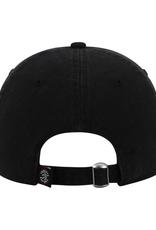 New Era Men's Core Classic TW Adjustable Hat Toronto Raptors Black