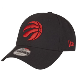 New Era Men's The League Adjustable Hat Toronto Raptors Black