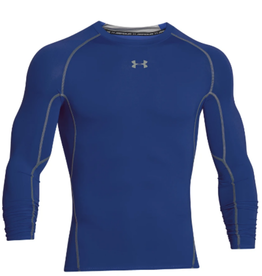 Under Armour Compression Long Sleeve Shirt Royal