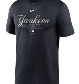 Nike Men's Authentic Collection Legend T-Shirt New York Yankees Navy