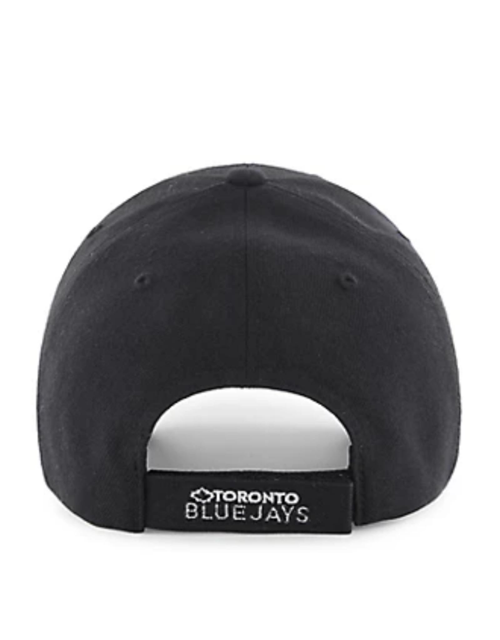 '47 Men'sMVP Hat Toronto Blue Jays Black Adjustable
