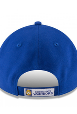 New Era Men's The League Adjustable Hat Golden State Warriors Blue