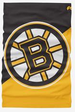 FOCO FOCO Adult Big Logo Gaiter Scarf Boston Bruins