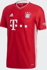 Adidas Adidas Men's 20-21 Soccer Jersey Bayern Munich Red
