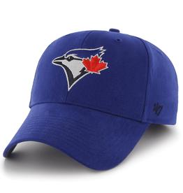 '47 Kids MVP Hat Primary Logo Toronto Blue Jays Blue