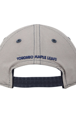 Outerstuff Kids Chainstitch Slouch Hat Toronto Maple Leafs Grey