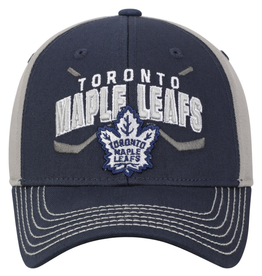 Outerstuff Youth Faceoff  Adjustable Hat Toronto Maple Leafs