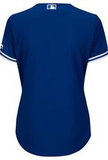 Majestic Women's Jersey Toronto Blue Jays Blue