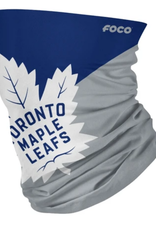 FOCO FOCO Youth Big Logo Gaiter Scarf Toronto Maple Leafs