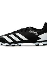 Adidas Adidas Men's Predator 20.4 Soccer Cleats Black White