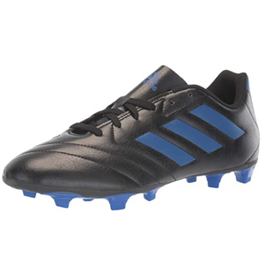 Adidas Adidas Men's Goletto Soccer Cleats Black Navy
