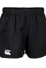 Canterbury Men's Advantage Rugby Shorts Black