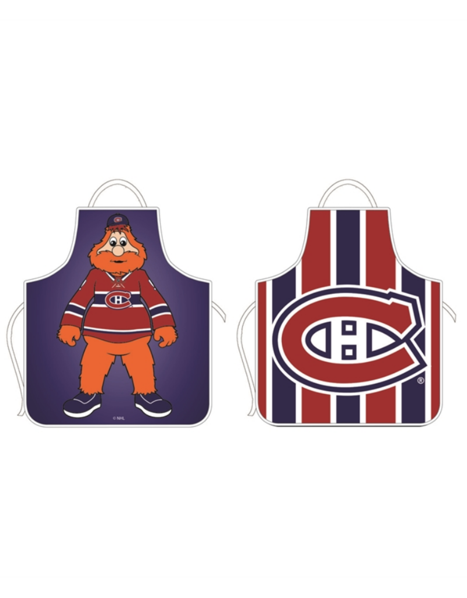 Team Sports America NHL Gameday Double Sided Apron Montreal Canadiens