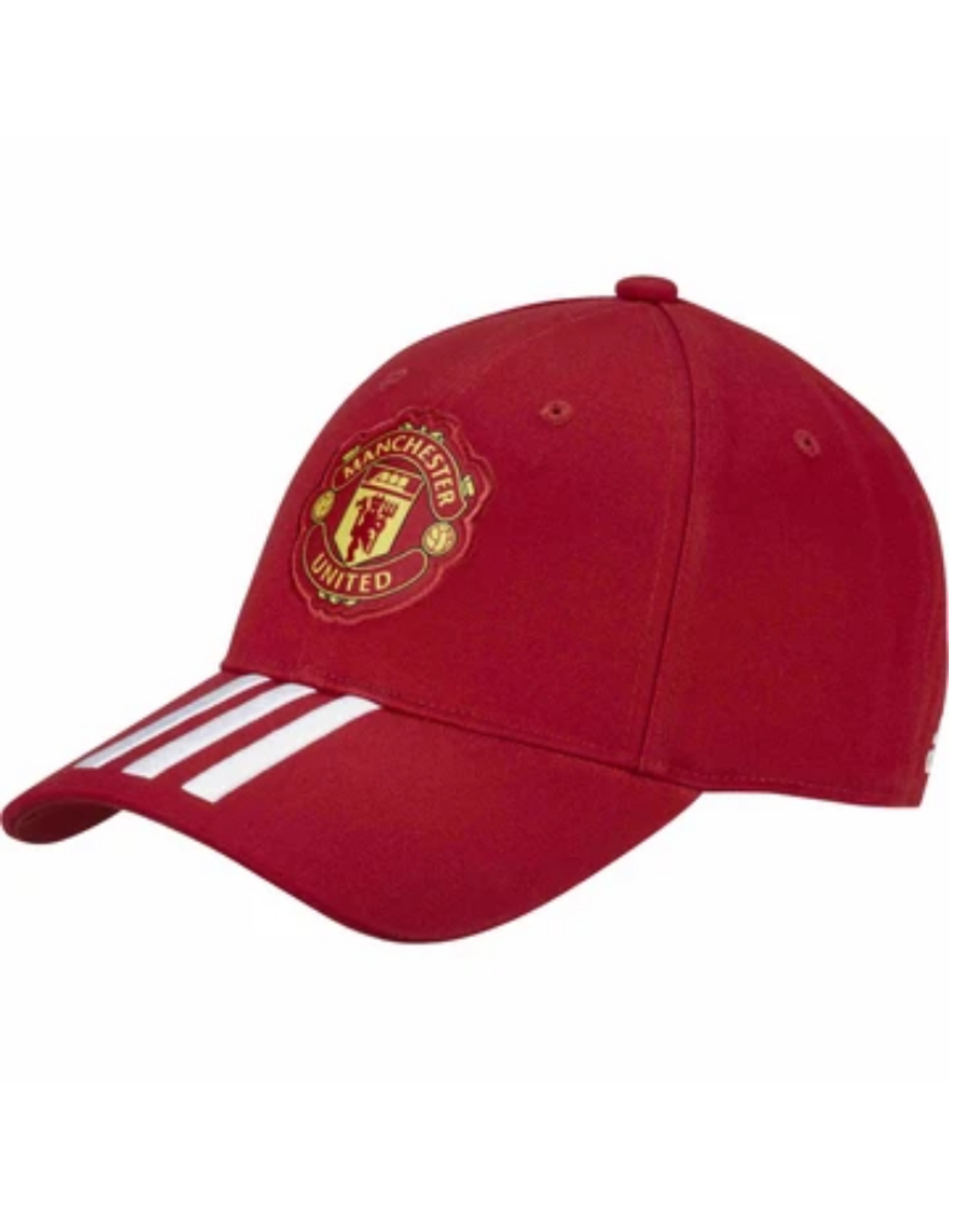 Adidas Adidas Men's Manchester United Adjustable Hat Red