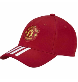 Adidas Adidas Men's Manchester United Adjustable Hat Red