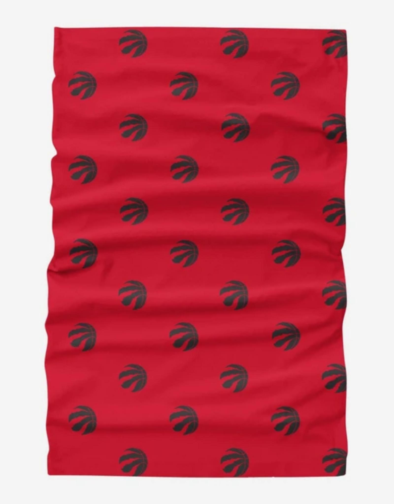 FOCO FOCO Adult Mini Logo Gaiter Scarf Toronto Raptors