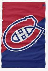 FOCO FOCO Youth Big Logo Gaiter Scarf Montreal Canadiens