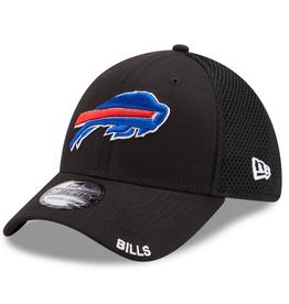 New Era Men's 39THIRTY Classic Neo B3 Hat Buffalo Bills Black