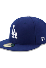 New Era On-Field Authentic 59FIFTY Home Hat Los Angeles Dodgers Blue