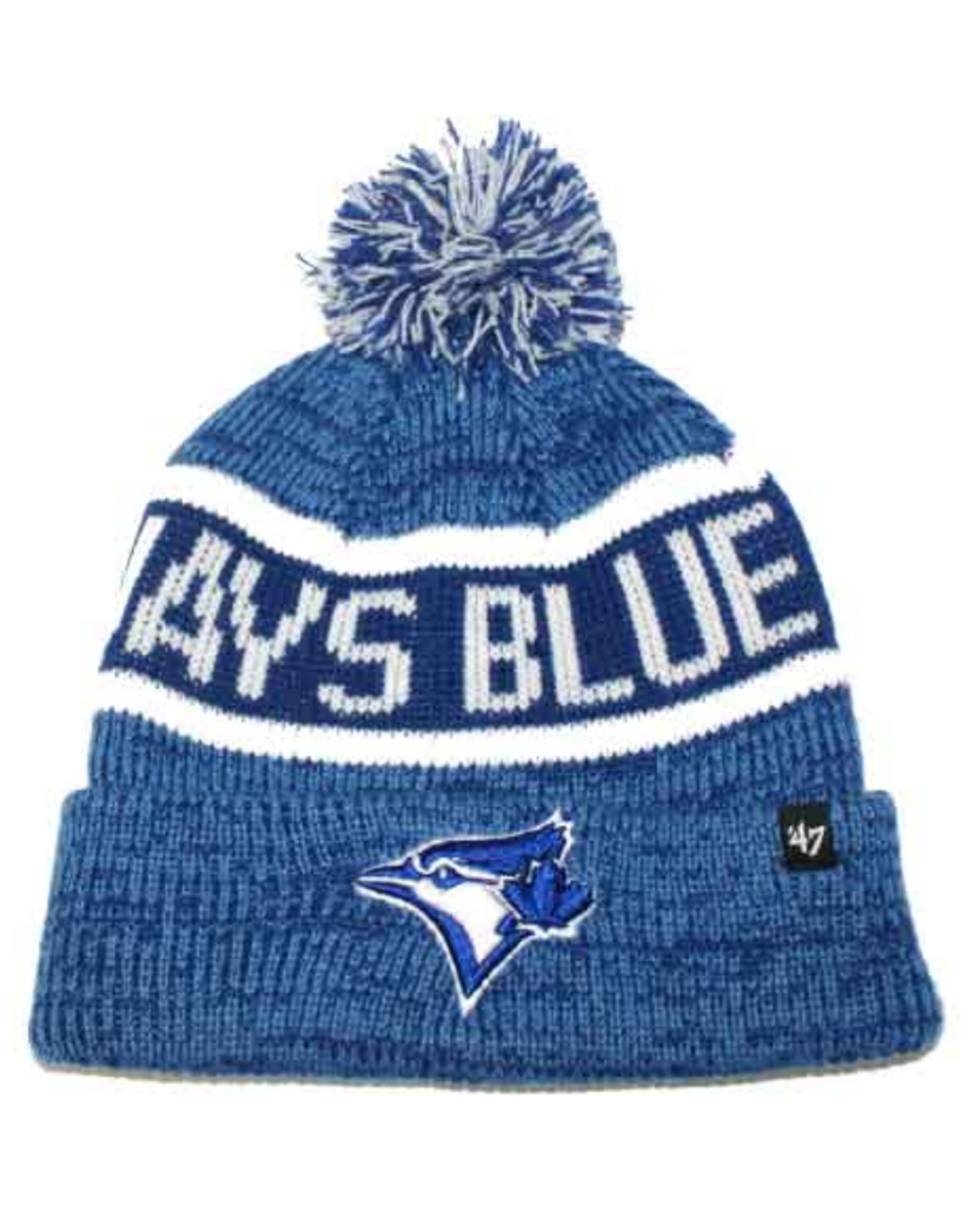 '47 Youth Tadpole Cuff Knit Toronto Blue Jays Blue