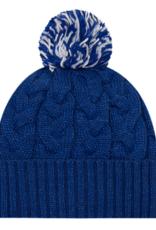 New Era Women's Cozy Cable Knit Toronto Blue Jays Blue