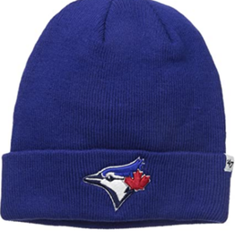 '47 Adult Raised Cuff Knit Toronto Blue Jays Blue