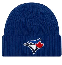 New Era Adult Core Classic Knit Toronto Blue Jays Blue