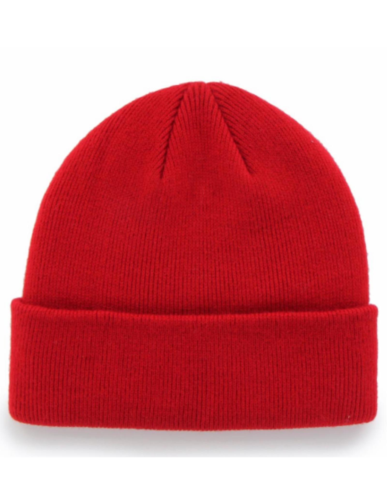 '47 Adult Raised Cuff Knit Washington Capitals Red