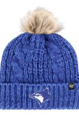 '47 Women's Meeko Cuff Knit Toronto Blue Jays Blue
