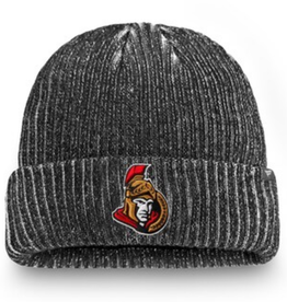 Fanatics Fanatics Adult Rinkside Beanie Cuff Ottawa Senators Black