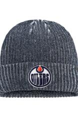 Fanatics Fanatics Adult Rinkside Beanie Cuff Edmonton Oilers Navy