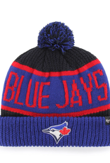 '47 Adult Calgary Cuff Knit Toronto Blue Jays Blue/Black