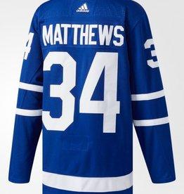 Adidas Adidas Adult Authentic Toronto Maple Leafs Matthews Jersey Blue