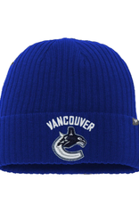 Fanatics Fanatics Adult Primary Logo Beanie Vancouver Canucks Blue