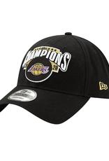 New Era Adult NBA '20 Championship 9TWENTY Hat Los Angeles Lakers