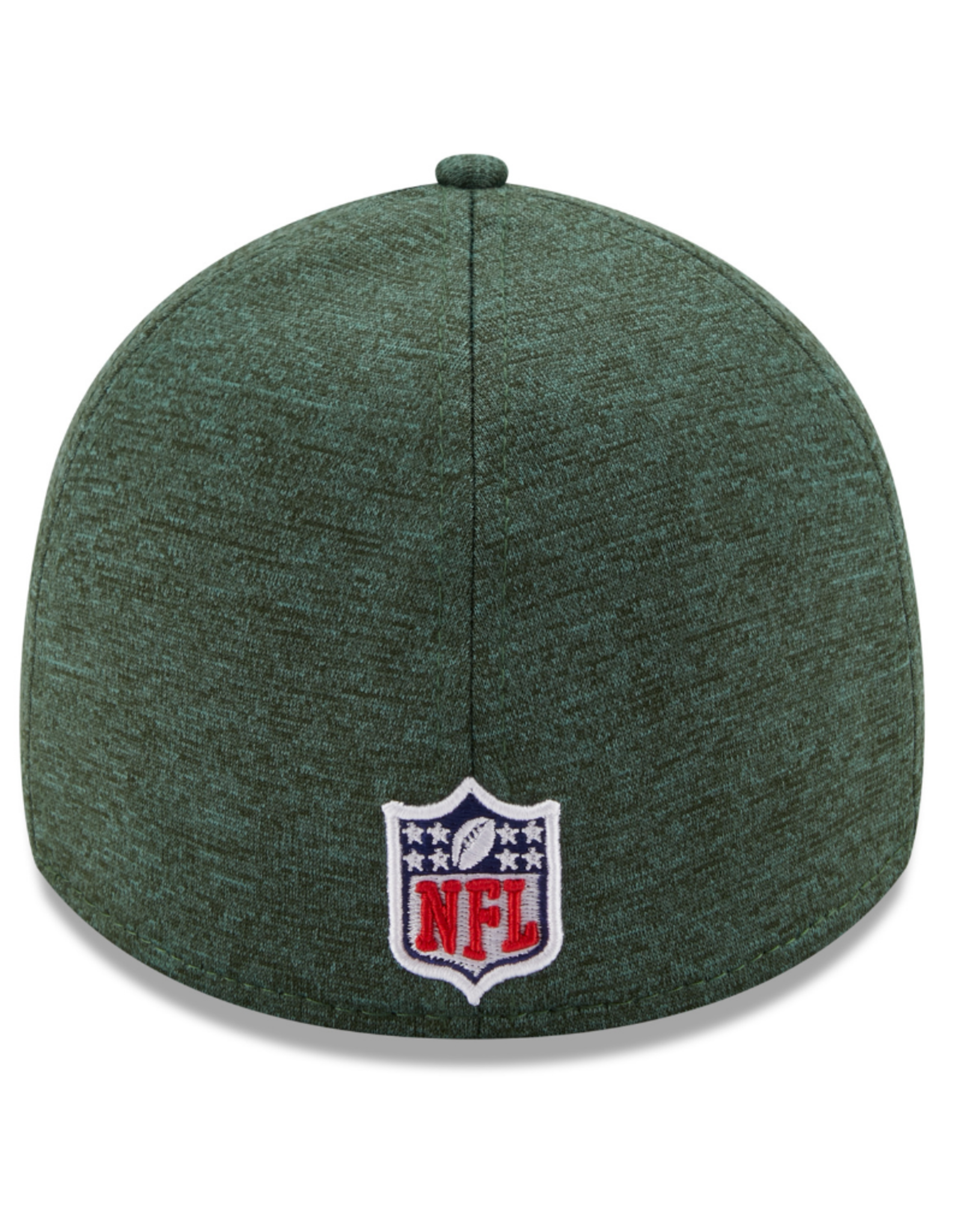 New Era Adult 39THIRTY Shadow B3 Hat Green Bay Packers Green