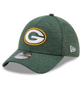 New Era Adult 39THIRTY Shadow B3 Hat Green Bay Packers Green