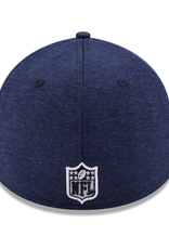 New Era Adult 39THIRTY Shadow B3 Hat Dallas Cowboys Navy