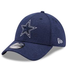 New Era Adult 39THIRTY Shadow B3 Hat Dallas Cowboys Navy