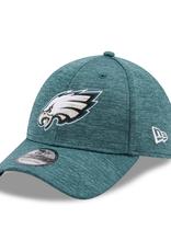 New Era Adult 39THIRTY Shadow B3 Hat Philadelphia Eagles Green