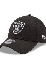New Era Adult 39THIRTY Shadow B3 Hat Las Vegas Raiders Black